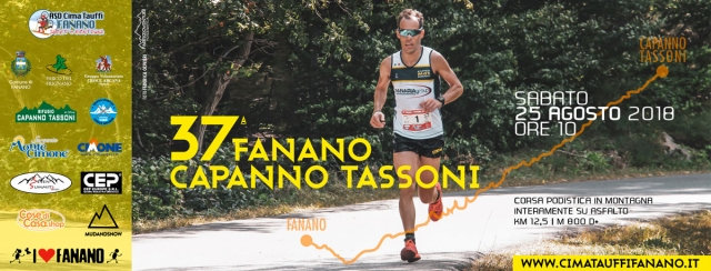 Classifica 37^ Fanano Capanno Tassoni
